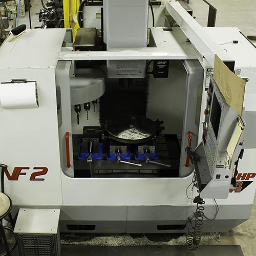 Haas VF-2
