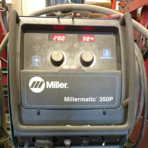 MILLER MILLERMATIC 350P